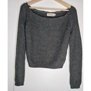 B. Original | Off-the-Shoulder Sweater